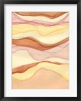 Canyon Cascade II Framed Print