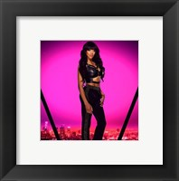 Framed Alicia Fox 2016 Total Divas