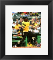 Framed Andrew McCutchen 2016 Action