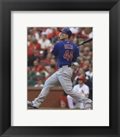 Framed Anthony Rizzo 2016 Action