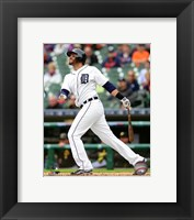 Framed J.D. Martinez 2016 Action