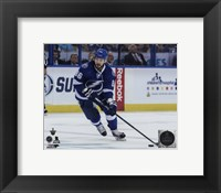 Framed Nikita Kucherov 2016 Stanley Cup Playoffs Action