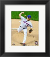 Framed Noah Syndergaard 2016 Action