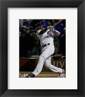 Framed Addison Russell 2016 Action