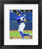 Framed Kevin Pillar 2016 Action