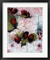 Framed Eruptus Floral
