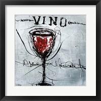 Framed Vino 9