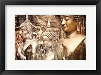 Framed Buddah Thailand