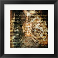 Framed Buddha - Scripture Reflection