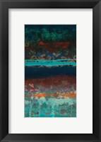 Framed Artic Night - B