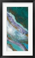 Framed Blue Marble II