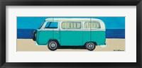 Framed Van
