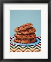 Framed Cookie Stack