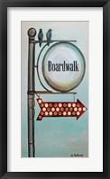Framed Boardwalk Bound