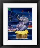 Framed When Elephants Fly
