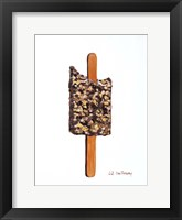 Framed Chocolate Eclair Ice Cream Bar