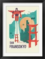 Framed San Fransoyko