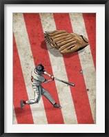 Framed Amercan Sports: Baseball 2