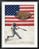 Framed American Sports: Baseball 1