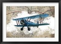 Framed Biplane 1