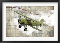 Framed Biplane 2