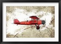 Framed Biplane 3