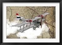 Framed Biplane 4