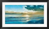 Framed Amelia Island Dawn