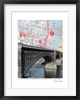 Framed Eads Bridge