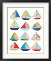 Framed Wind and Waves VII