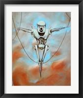 Framed Martyr