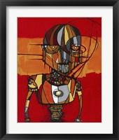 Framed Segmented Man III