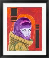 Framed Astro-Anna I