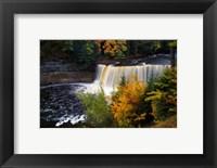 Framed Tahquamenon Falls, Michigan