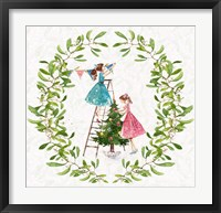 Christmas Magic I Framed Print