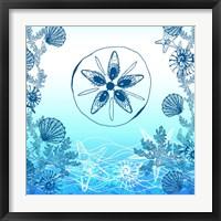 Ocean IV Framed Print