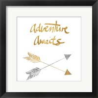 Framed Adventure Arrows