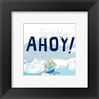 Framed Ahoy