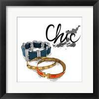 Framed Bracelets