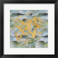 Framed Geode Abstract 1