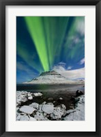 Framed Auroral Eruption