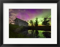 Framed Color of Night