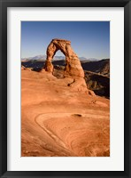 Framed Delicate Arch