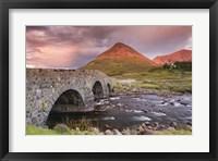 Framed Scottish Bridge