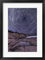 Framed Celestial Bullseye