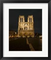 Framed Notre-Dame de Paris