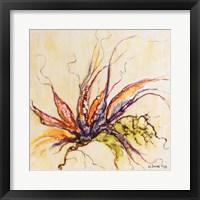Framed Flora Filamentosa