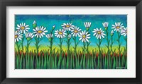 Framed Daisy Chain