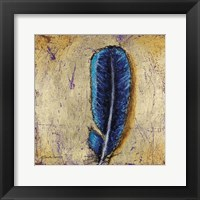 Framed Whose Feather