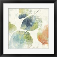 Color Motion II Framed Print